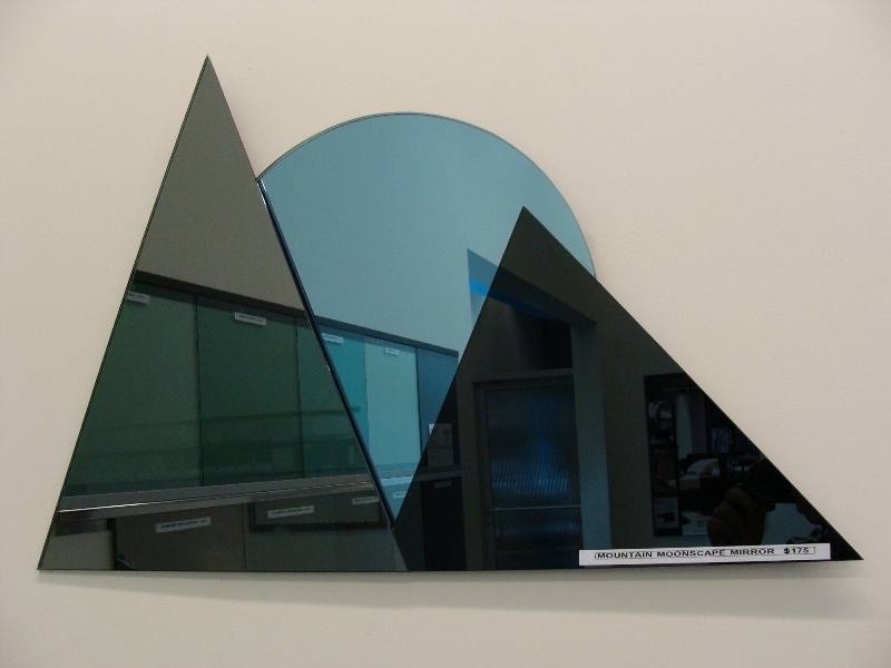 Custom colored mirror art dwight 39 s glass for Custom mirror glass