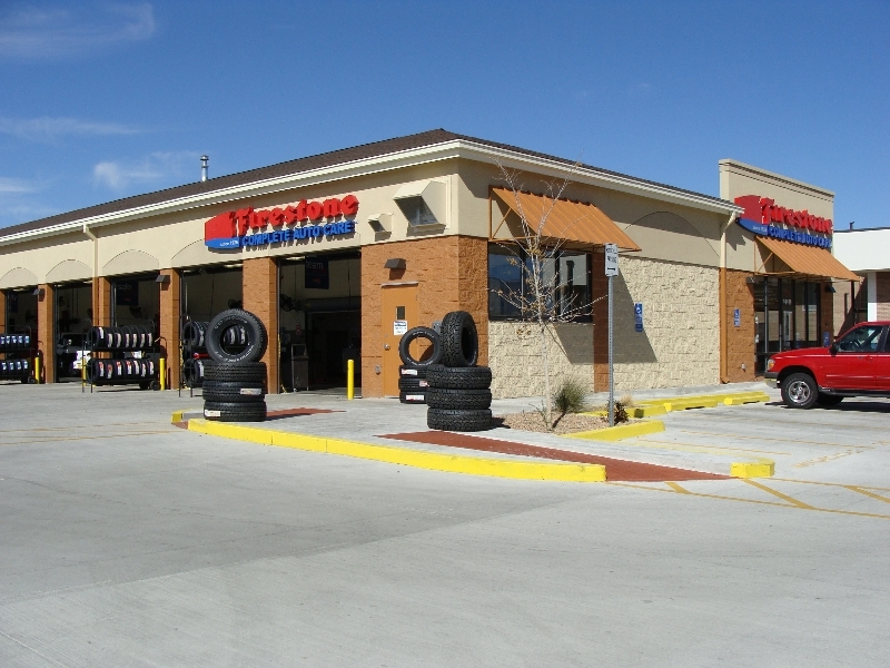Firestone Complete Auto Care 2 Commercial Storefront