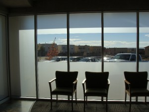 commercial glass window install Albuquerque