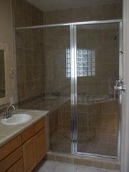 glass shower door Albuquerque
