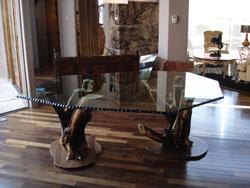 Albuquerque Custom Glass Tabletop